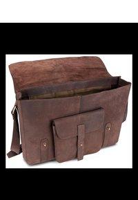 Leabags - POTWIN - Briefcase - muskat - 3