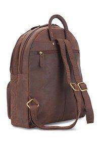 Leabags - Rucksack - brown - 3