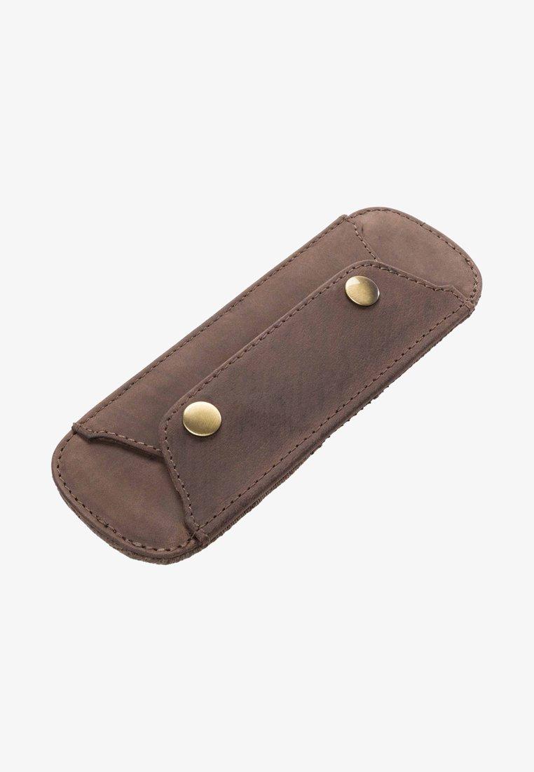 Leabags - SCHULTERPOLSTER  - Other - mottled dark brown