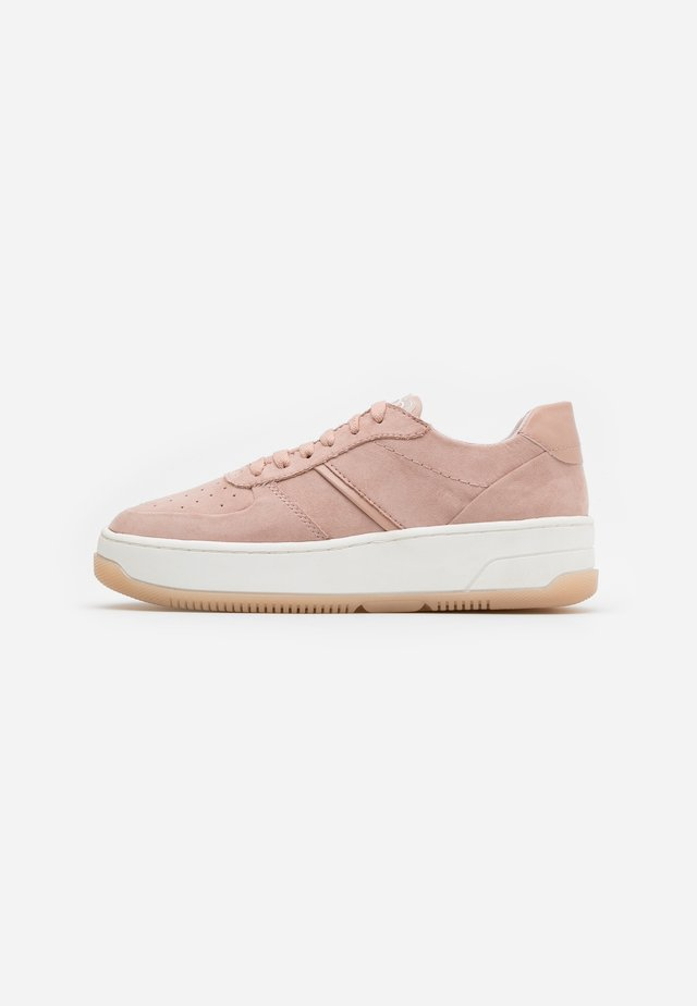 FREIA - Baskets basses - blush