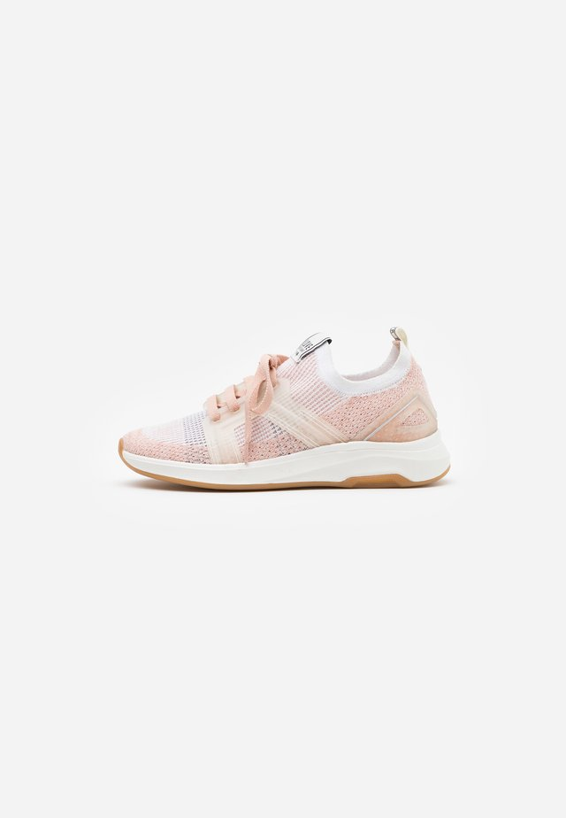 VENERE - Baskets basses - blush/offwhite