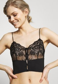 Lonely - HOLLIE - Bustier - black - 4