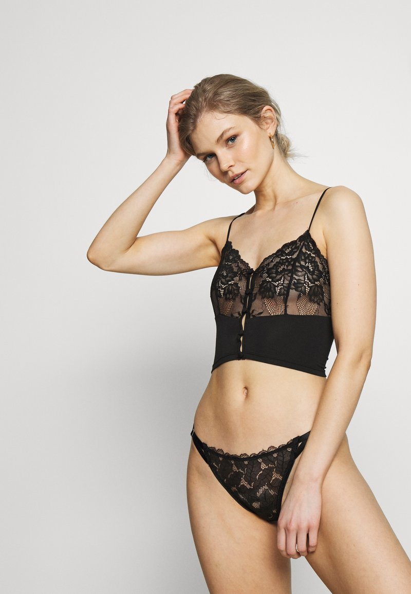 Lonely - HOLLIE - Bustier - black