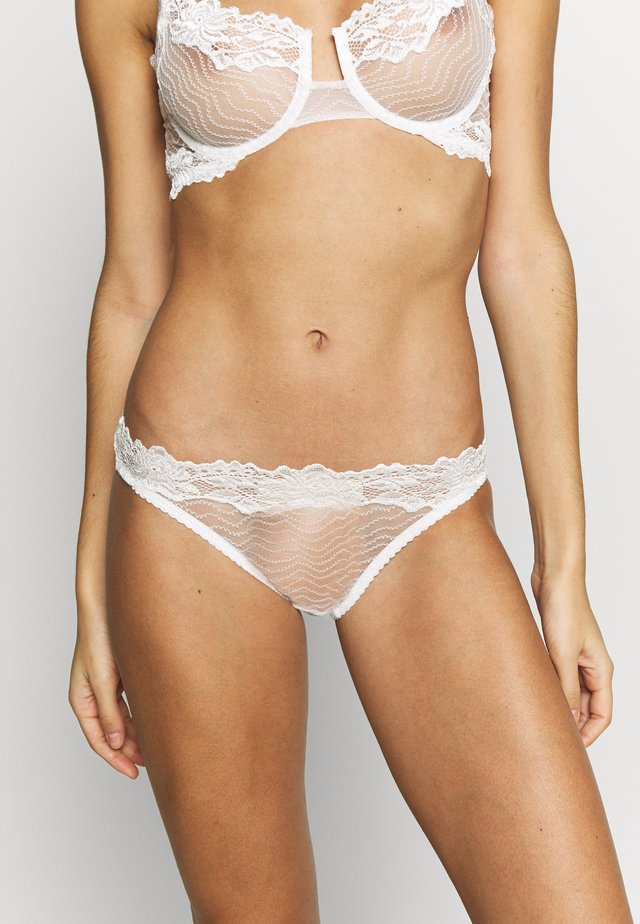 BONNIE BRIEF - Briefs - ivory