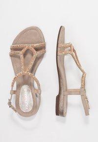 Lazamani - Sandals - biscuit - 3