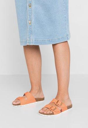 Chaussons - arancio