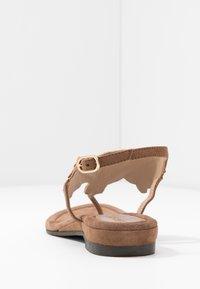 Lazamani - T-bar sandals - yellow - 5