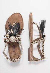 Lazamani - Sandály s odděleným palcem - dalmatian - 3