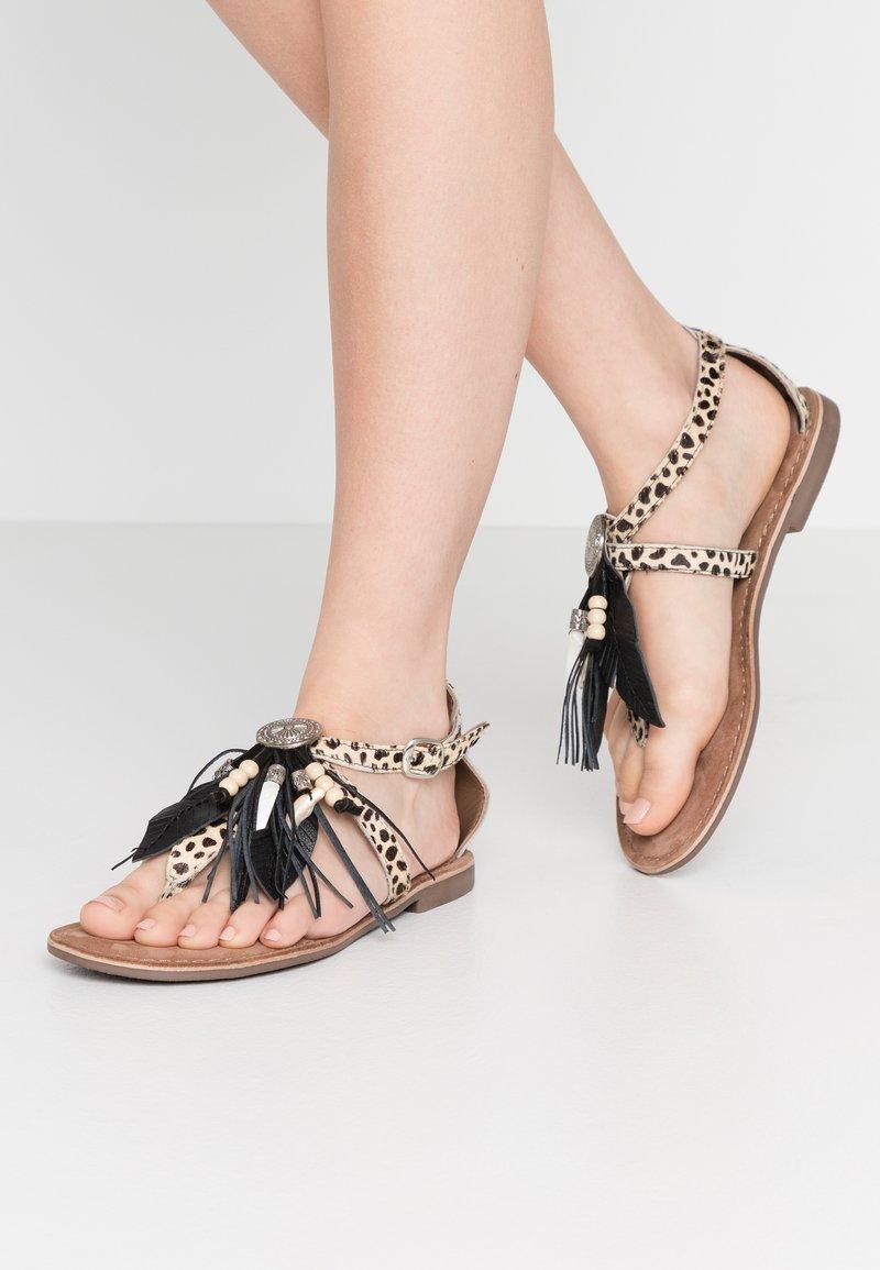 Lazamani - Sandály s odděleným palcem - dalmatian