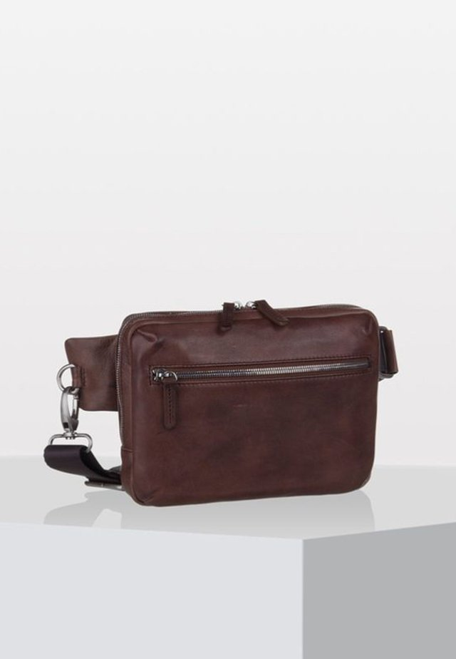 AMSTERDAM - Bum bag - brown