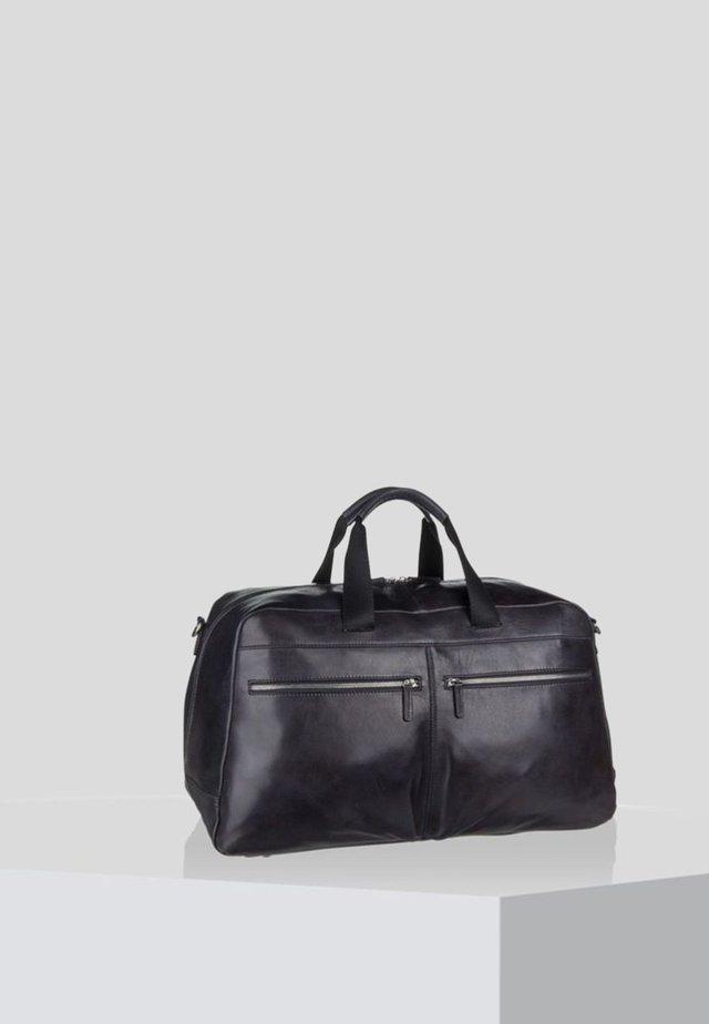 AMSTERDAM - Weekend bag - black