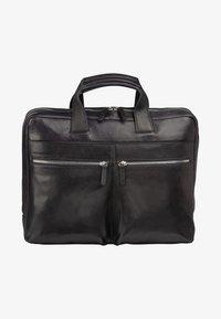 Leonhard Heyden - AMSTERDAM  - Briefcase - black - 3