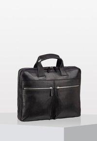 Leonhard Heyden - AMSTERDAM  - Briefcase - black - 1