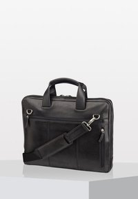 Leonhard Heyden - AMSTERDAM  - Briefcase - black - 0