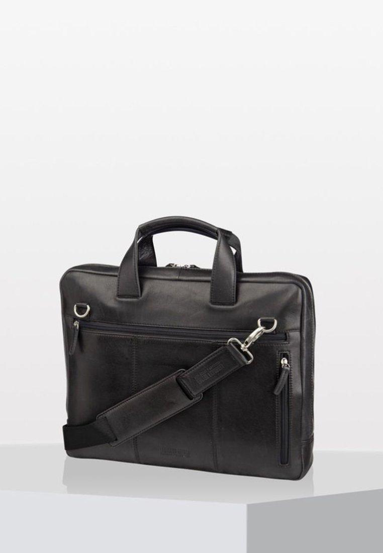 Leonhard Heyden - AMSTERDAM  - Briefcase - black
