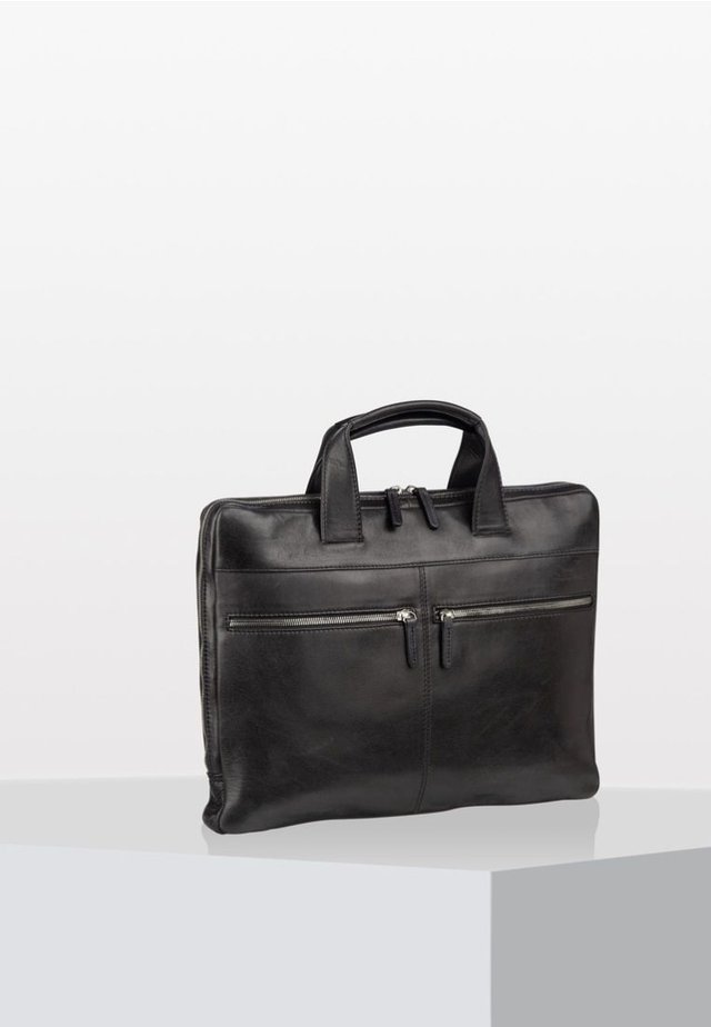 AMSTERDAM - Briefcase - black