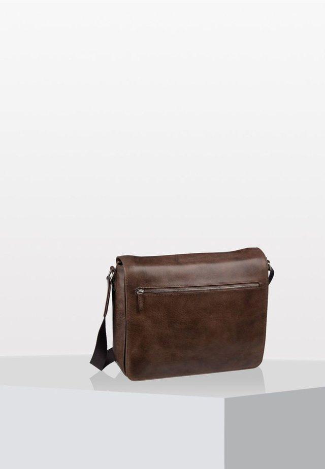 AMSTERDAM  - Across body bag - brown