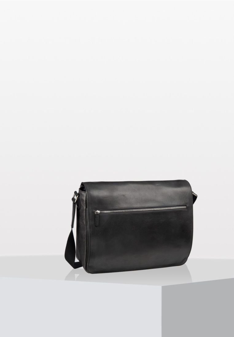 Leonhard Heyden - AMSTERDAM  - Across body bag - black