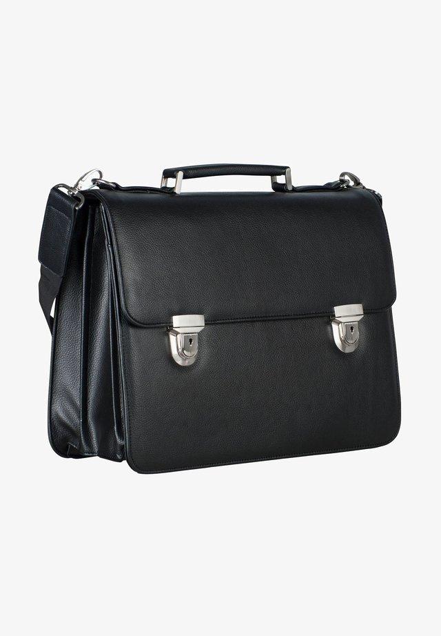 HANNOVER - Briefcase - black