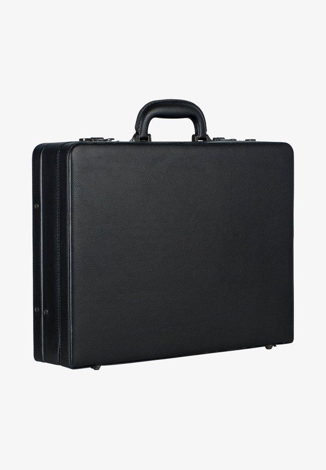 HANNOVER ATTACHE CASE - Briefcase - black