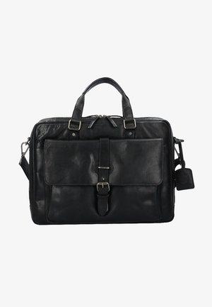 ROMA - Briefcase - black