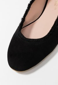 L37 WIDE FIT - CANDY WIDE FIT - Ballerinat - black - 2