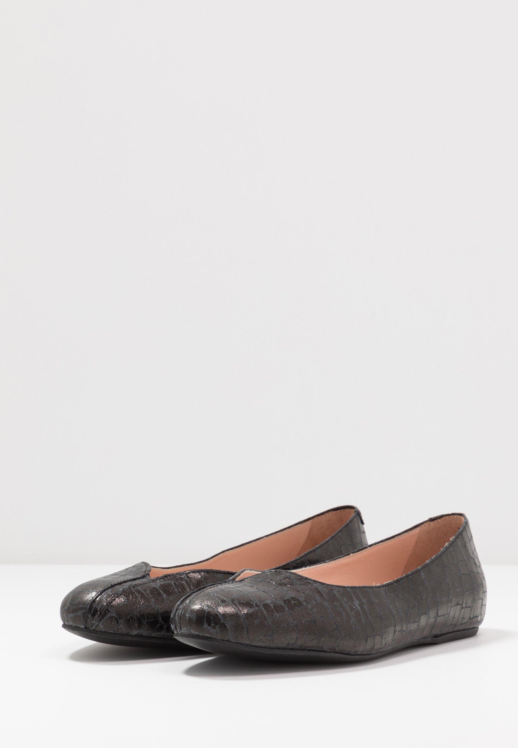 L37 WIDE FIT FOOTLOOSE - Ballerines - black
