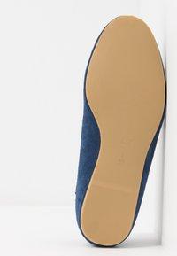 L37 WIDE FIT - DOLCE VITA - Slip-ons - navy blue - 6