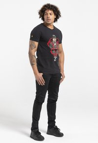 Liger - LIMITED TO 360 PIECES - BUTCHER BILLY - MOBSTER - Print T-shirt - black - 1