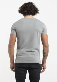 Liger - LIMITED TO 360 PIECES - GILLES VRANCKX - MUSIC - Print T-shirt - lead grey - 2