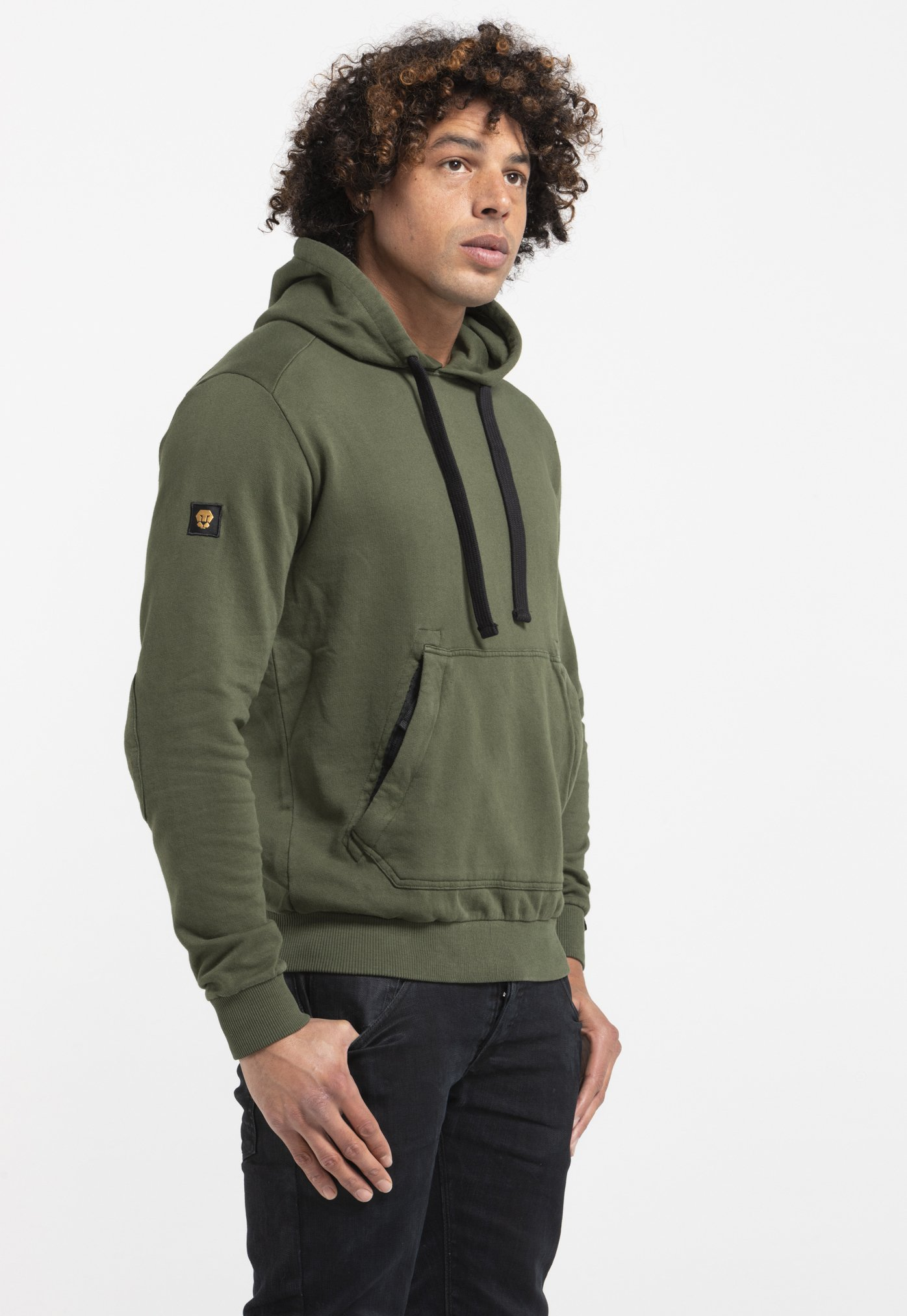 Liger Limited To 360 Pieces - Sweat À Capuche Green