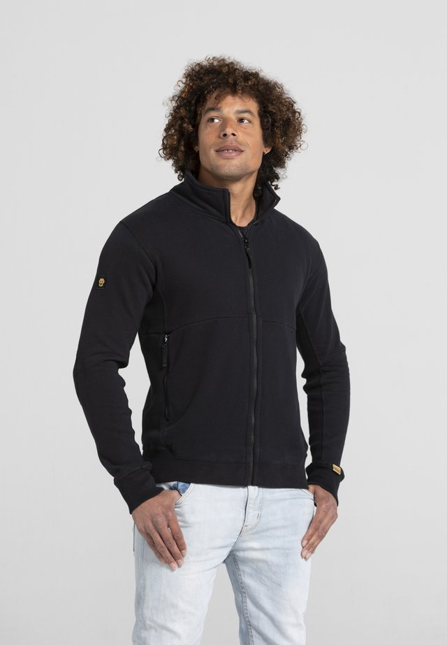LIMITED TO 360 PIECES - Fleece jacket - black