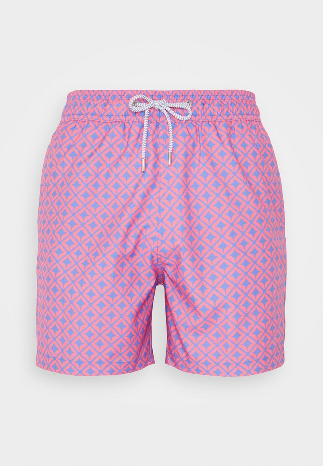STANIEL SWIM  - Swimming shorts - cowrie kiss