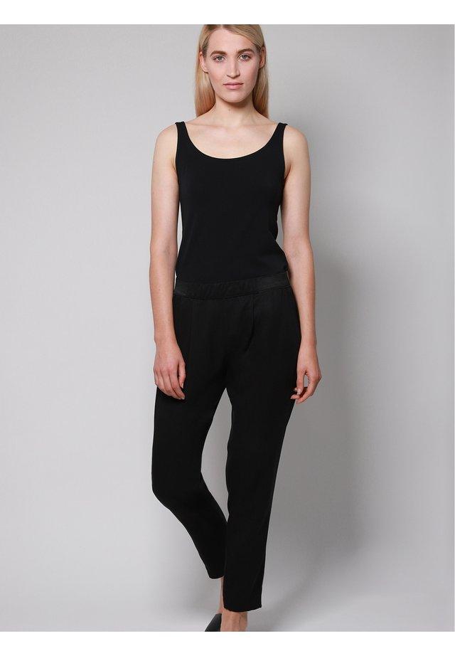 VISKLA - Trousers - black