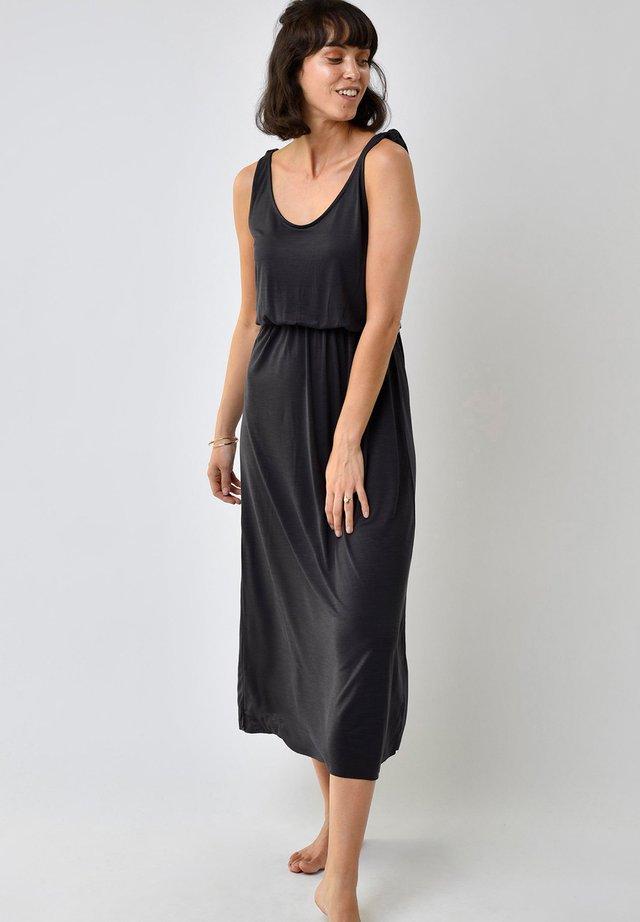 RIBWORT - Day dress - anthracite