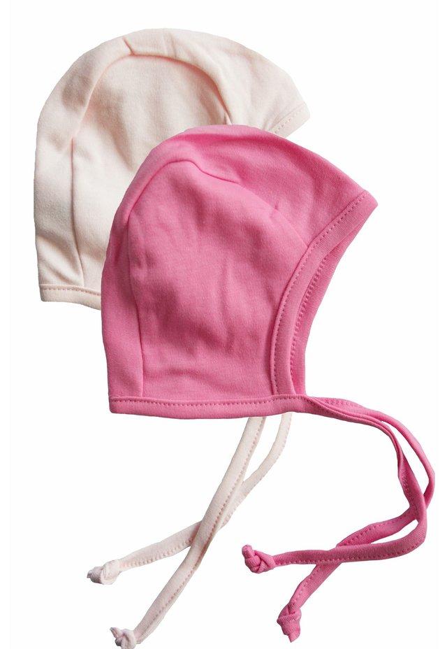 2 PACK - Beanie - rosa/pink