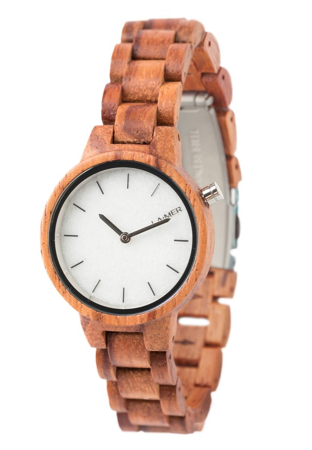 MARMO  - Watch - braun