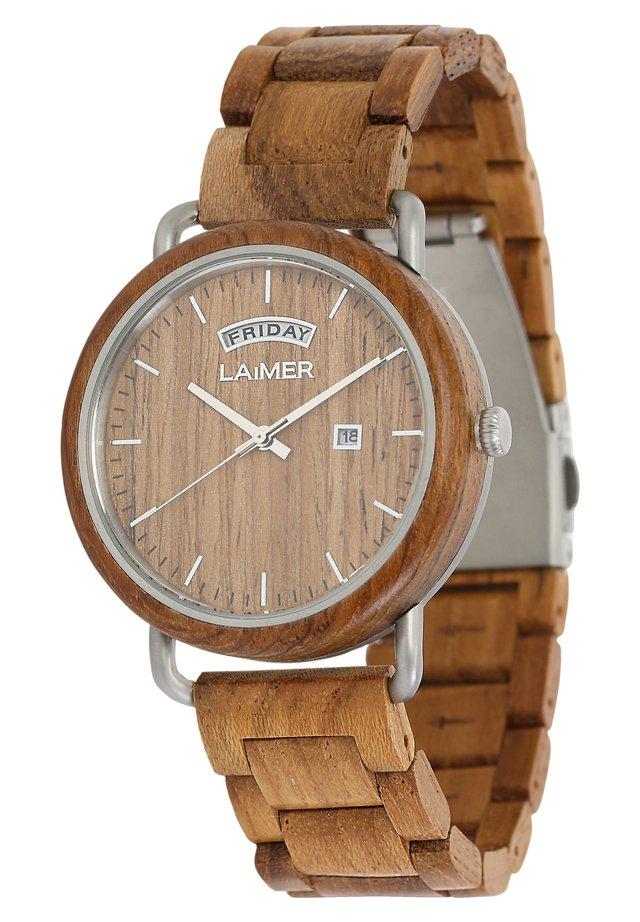 Watch - ocker