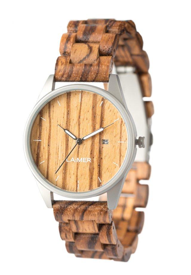 ULLI - Watch - ocker