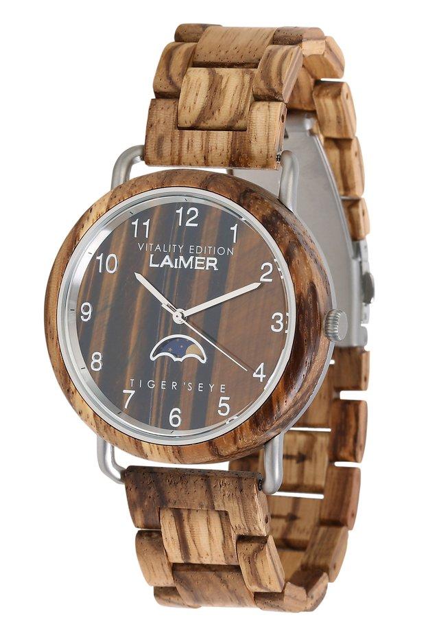 GREGOR - Watch - ocker
