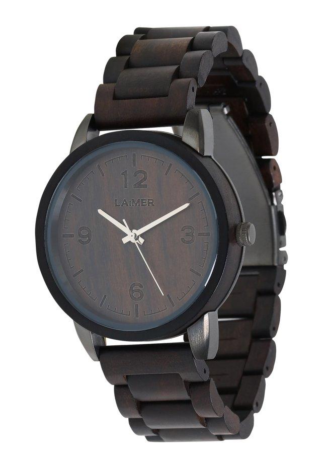 EDUARD - Watch - schwarz