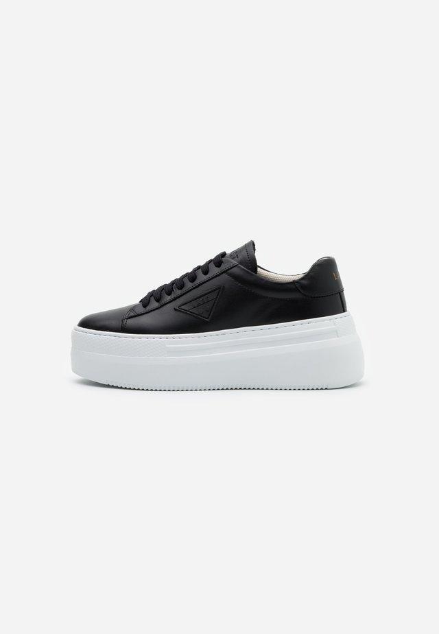 SHINE - Sneakers laag - black