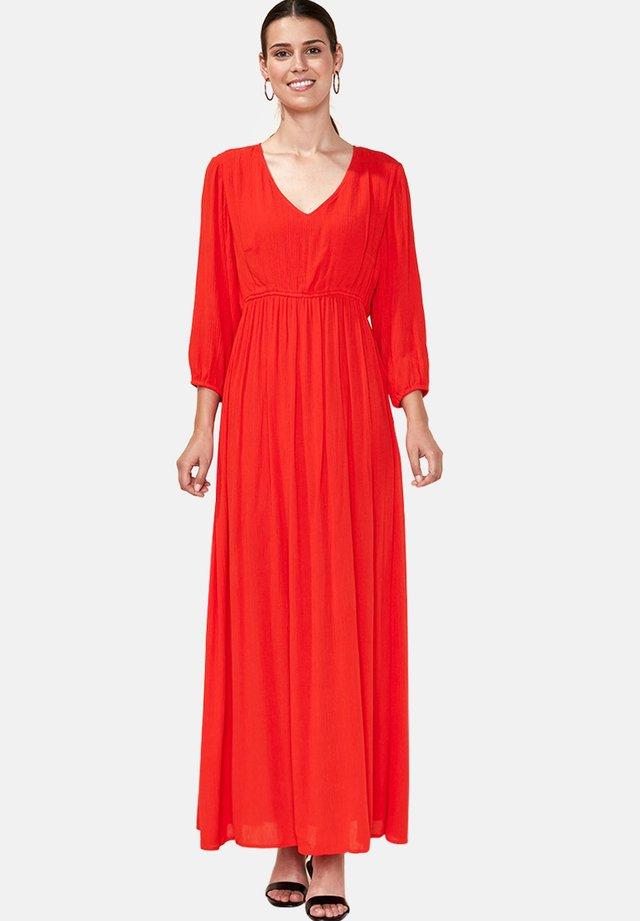 LEONA  - Robe longue - red