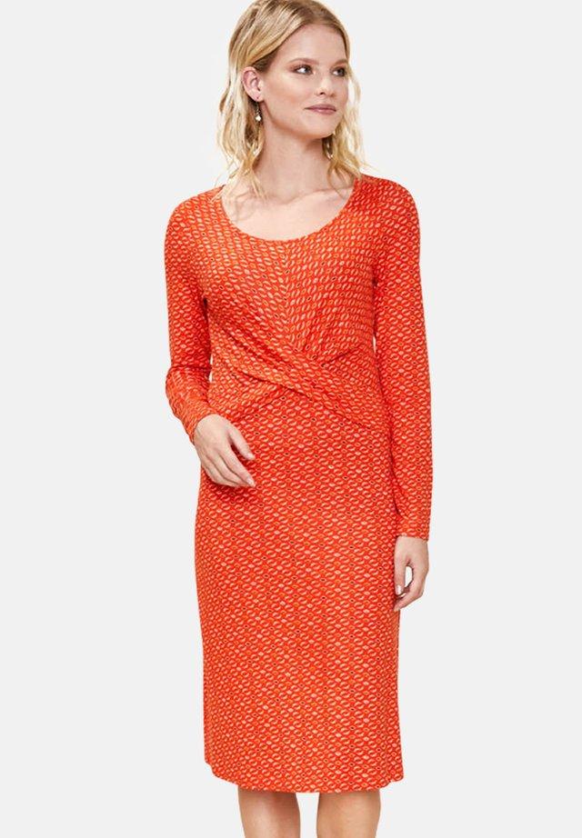 ERMELO - Jerseyjurk - orange