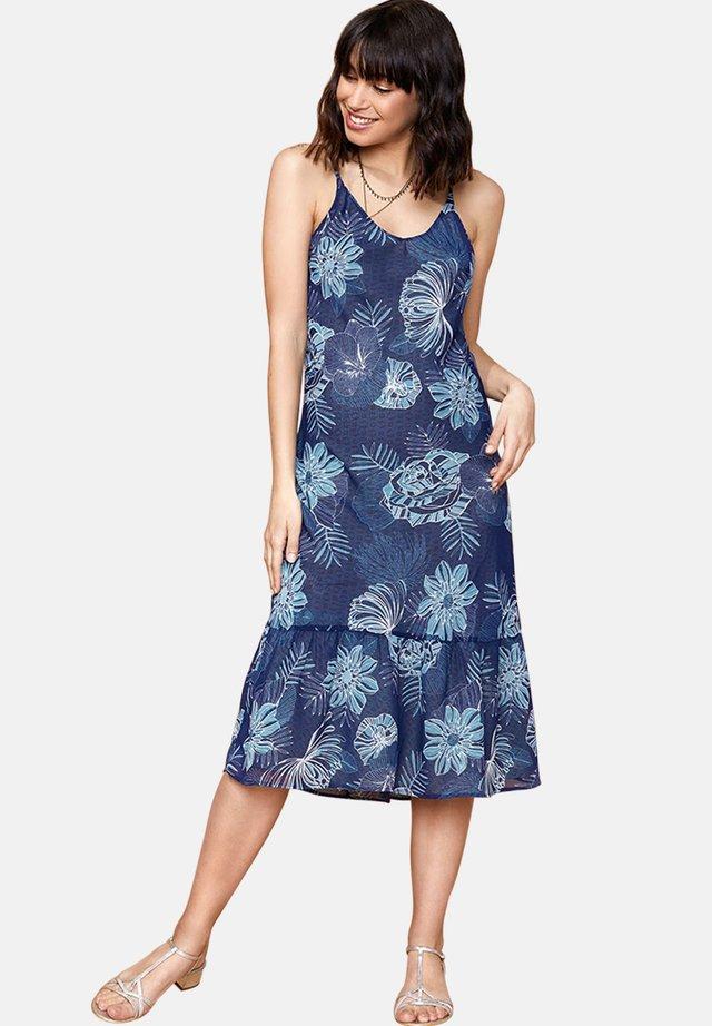 YELENA  - Robe d'été - blue
