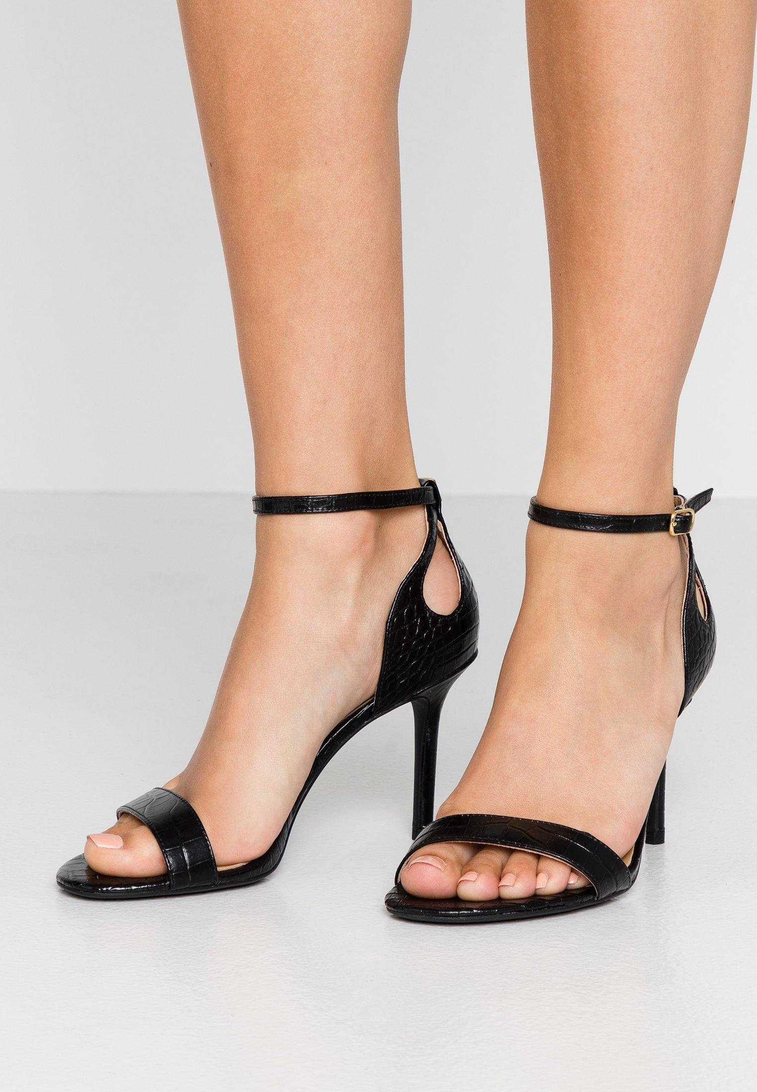 SOFT MINI GRETCHIN High Heel Sandalette black