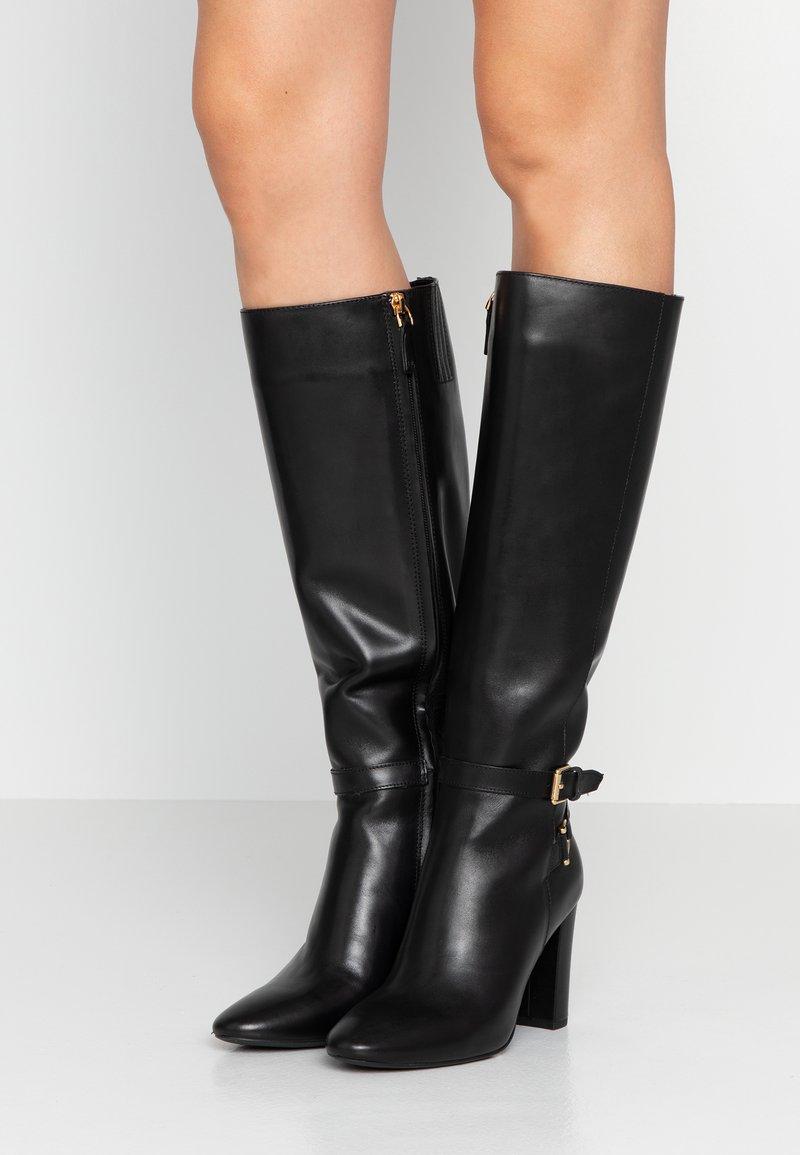 Lauren Ralph Lauren - ANNESLEY - Stiefel - black