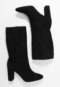Lauren Ralph Lauren - ARTIZAN - Vysoká obuv - black - 3