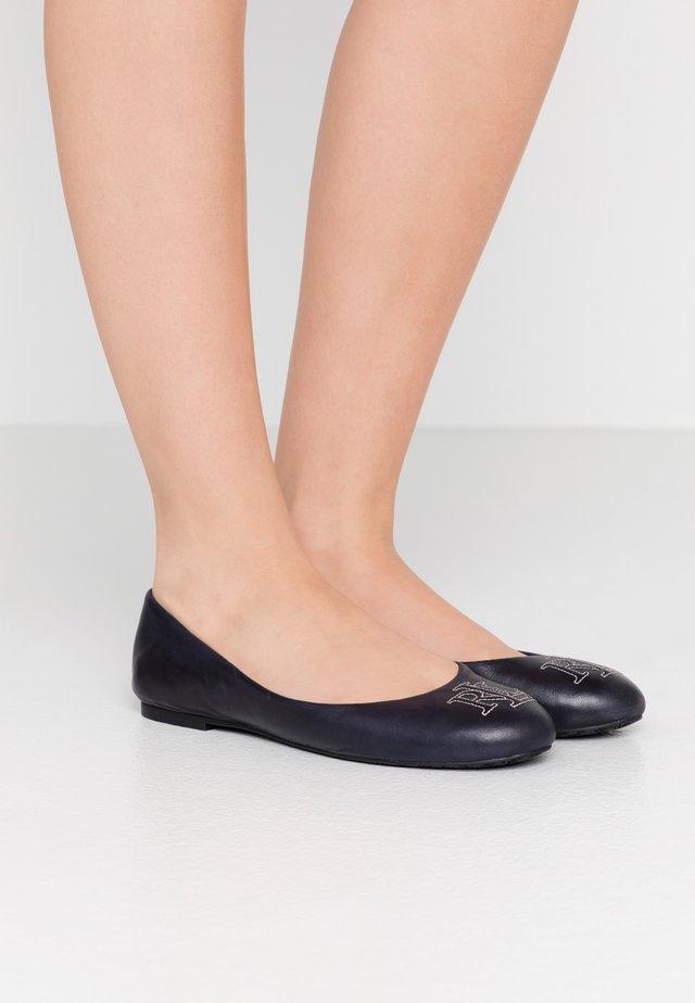 JAMIE - Ballerinat - navy