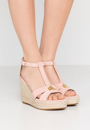 HALE - High heeled sandals - nude